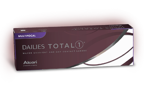 DAILIES TOTAL1® Multifocal